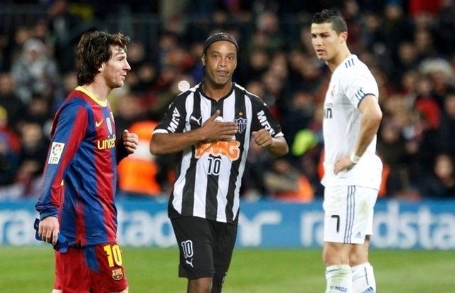 Ronaldinho je bio puno talentiraniji od Lionela Messija
