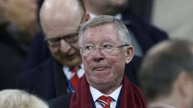 Sir Alex Ferguson na Euru