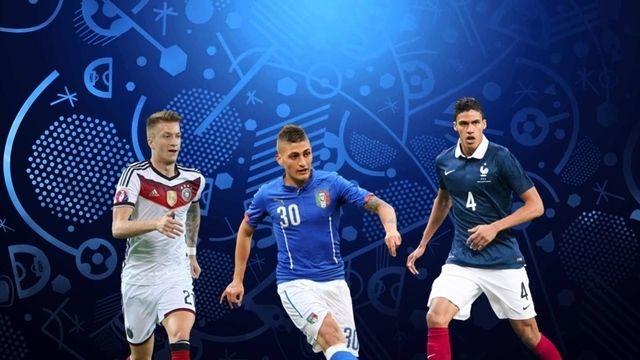 Tim igrača koji propuštaju Europsko prvenstvo