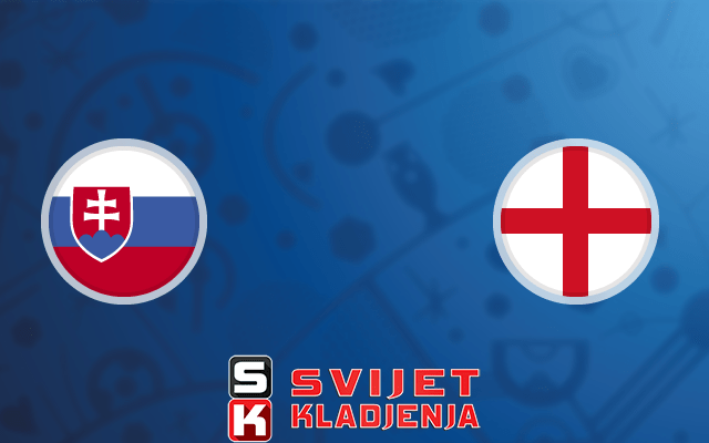 Engleska po prvu poziciju, Slovačka po prolaz