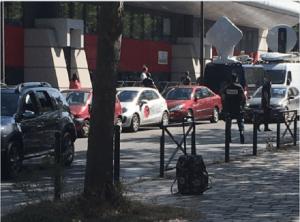Dogodila se eksplozija ispred hotela francuske reprezentacije