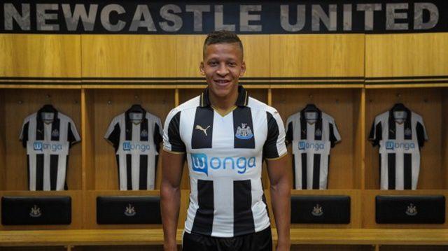 Newcastle United doveo napadača za 10 miliona funti