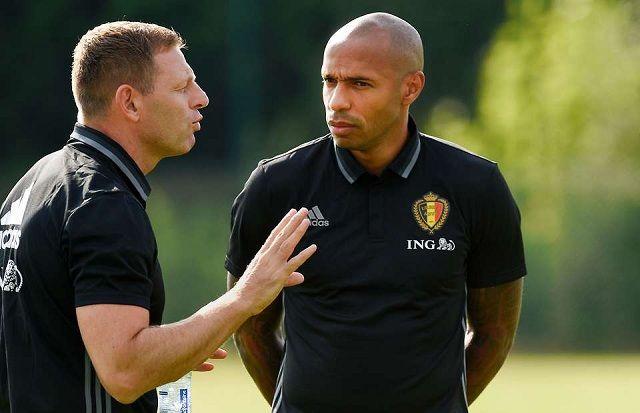 Henry koristi Playstation kako bi davao savjete igračima Belgije
