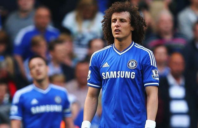 Povratak David Luiza