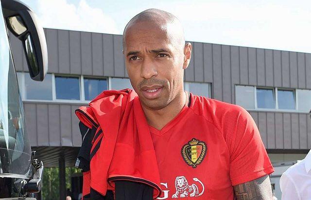 Thierry Henry imenovao