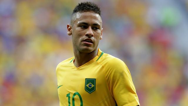 Neymar Rio