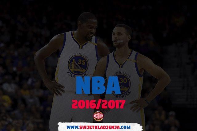 Najava NBA sezone – 2016/2017 (NBA ZAPAD)