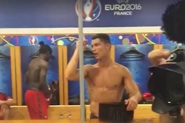VIDEO: Objavljen Ronaldov govor nakon što je Portugal osvojio EURO