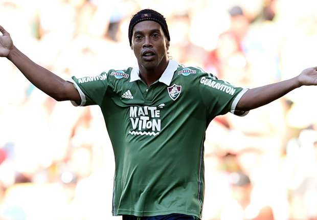 Ronaldinho oblači dres Chapecoensea?