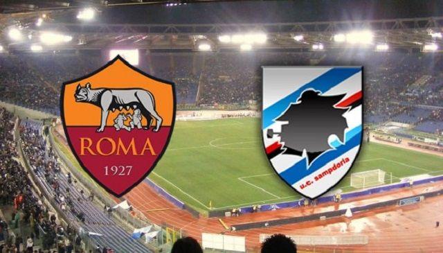Roma v Sampdoria