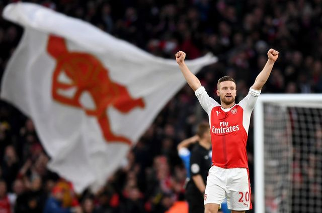Shkodran Mustafi: Samo zbog jedne osobe sam došao u Arsenal