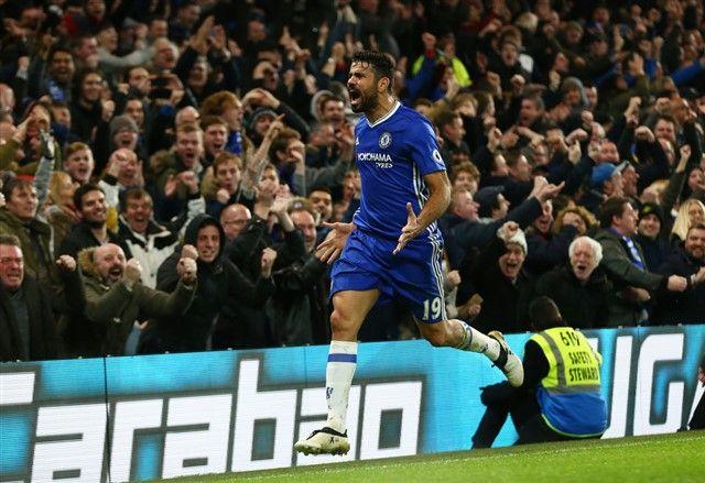 Diego Costa odstranjen iz Chelseaja zbog svađe sa kondicijskim trenerom