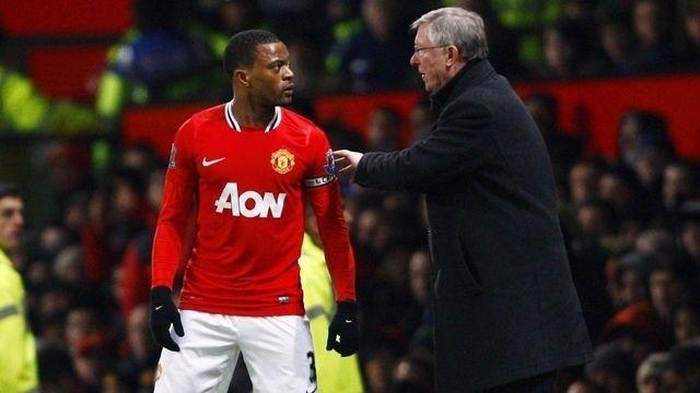 Patrice Evra otkrio šta je Sir Alex Ferguson radio nakon poraza od Liverpoola