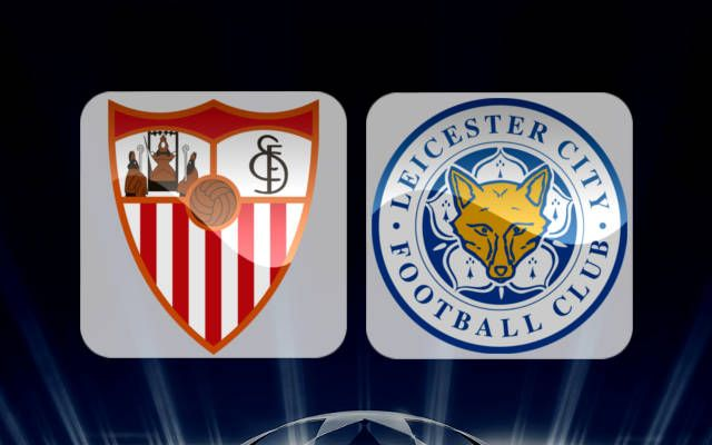 Sevilla v Leicester City HD