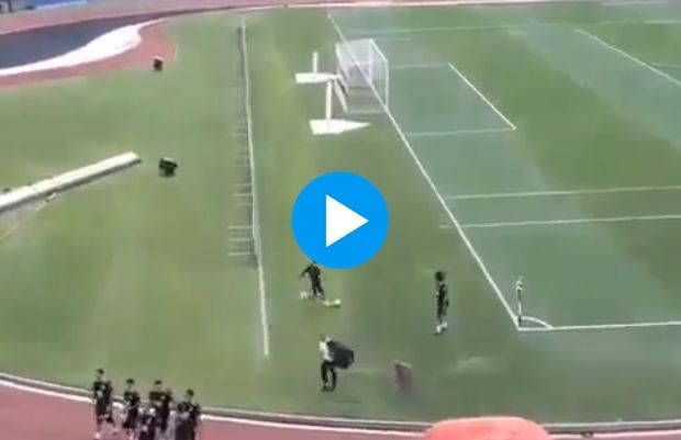 Neymar postigao nevjerovatan gol na treningu reprezentacije (VIDEO)