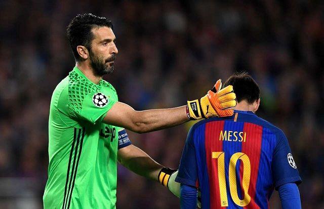 Što je Buffon obećao suigračima da će uraditi, ukoliko ne primi gol protiv Barcelone: Da li je ovo bilo pametno od Talijana?