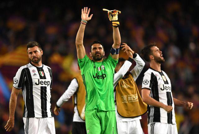 Boca želi Buffona
