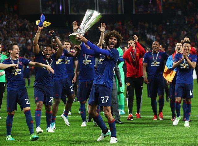 Marouane Fellaini oborio rekord u finalu Europske lige