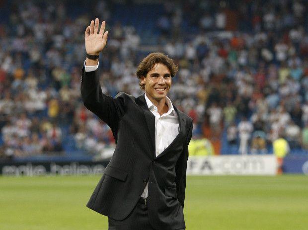 Realu me je preporučio Rafael Nadal