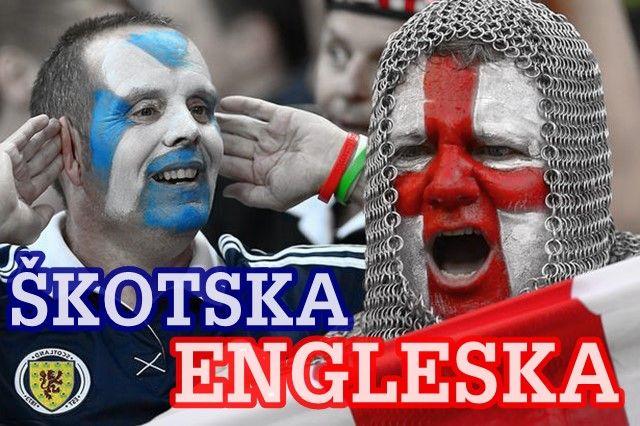 Škotska v Engleska