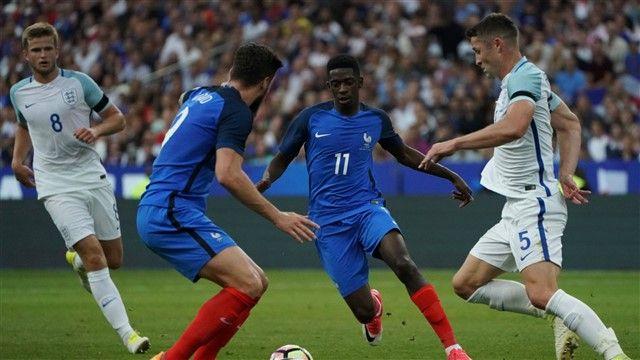 VIDEO: Francuska slavila protiv Engleske na Stade de Franceu
