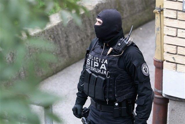 policija u bosni