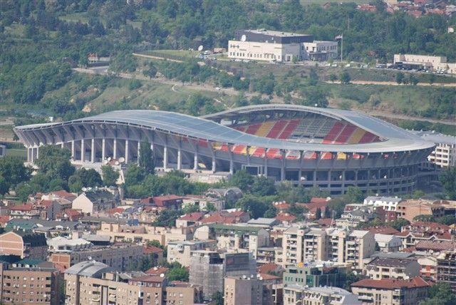 Velike mjere obezbjeđenja UEFA Superkupa u Skoplju
