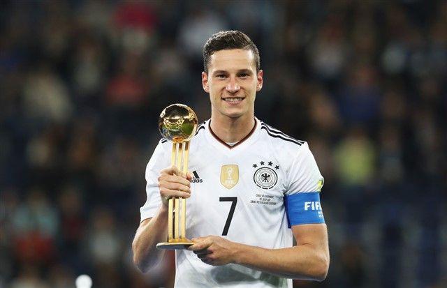 Draxler: Ovaj sastav Njemačke čini trofej Kupa konfederacija posebnim