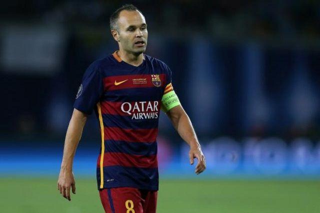 Barcelona sprema ogromnu ponudu za nasljednika Andres Inieste