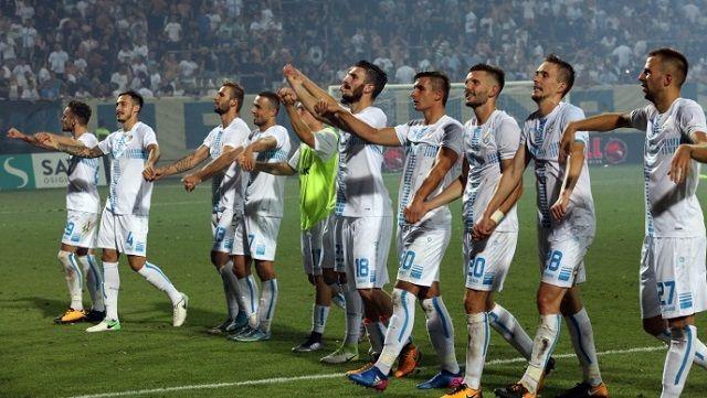 Olympiakos v Rijeka: Mogu li Riječani ponovo napraviti iznenađenje u Ligi prvaka?
