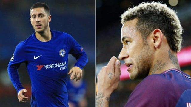 Eden Hazard objasnio zašto se nikada neće pridružiti Neymaru u PSG