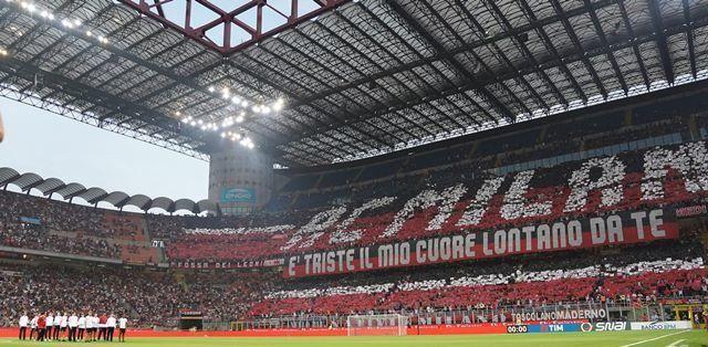 Milanovi navijači