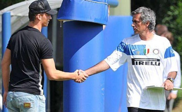 Arnautović otkrio kako je Mourinho reagovao na njegov dolazak na trening pet sati ranije u Interu