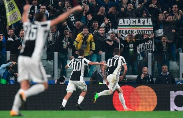 VIDEO: Pogledajte gol Mandžukića kojim je spasio Juventus!