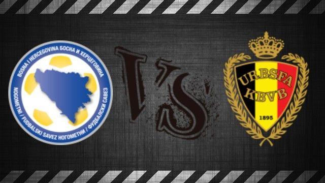 BiH – Belgija: Kvalifikacije za Svjetsko prvenstvo 2018