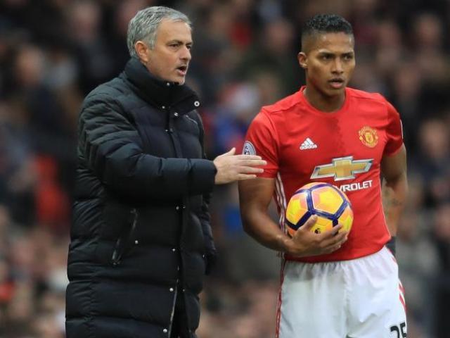 Valencia kapiten Manchester Uniteda