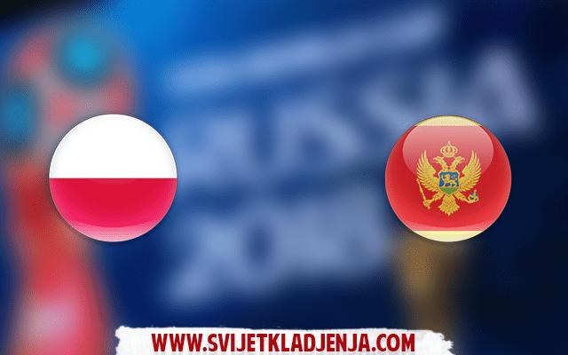 Kvalifikacije za Svjetsko prvenstvo 2018: Poljska – Crna Gora