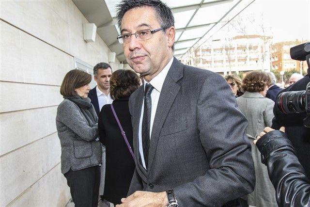 Predsjednik Barçe Josep Maria Bartomeu poslao odgovor vladi Španjolske