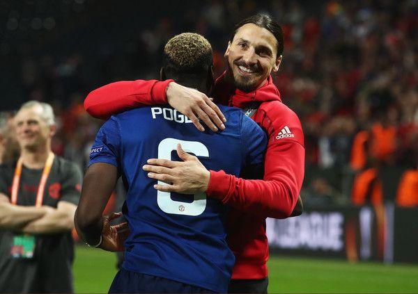 Pogba čestitao Ibrahimoviću