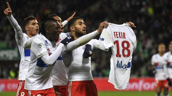Transfer glasine: Nabil Fekir na meti velikog kluba, James se seli u Premier ligu, Liverpool kupuje veznjaka Tottenhama