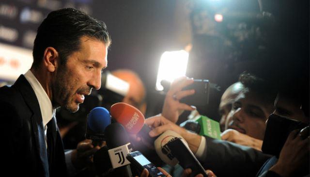 IZNENADIO MNOGE: Evo šta je Buffon rekao o povratku u reprezentaciju