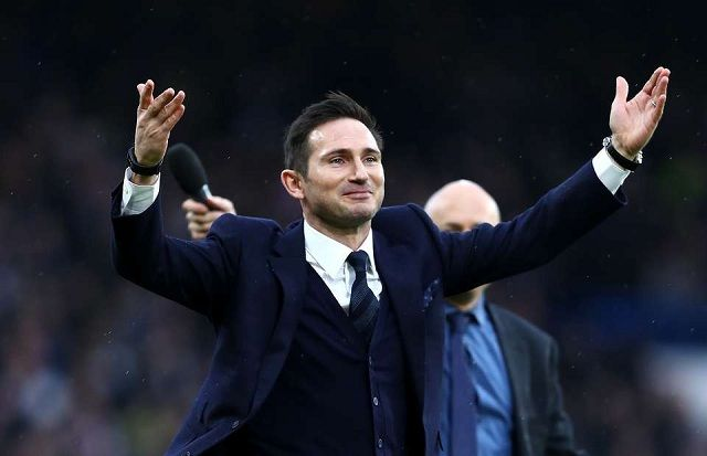 Lampard želi Kanea za kapitena