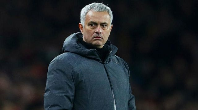 Mourinho u Manchester united