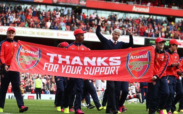 Navijači Arsenala