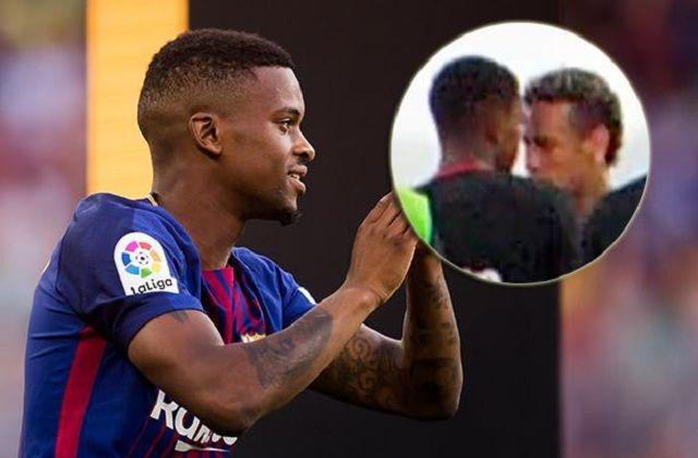 Nelson Semedo otkrio što su mu suigrači iz Barcelone rekli nakon svađe sa Neymarom