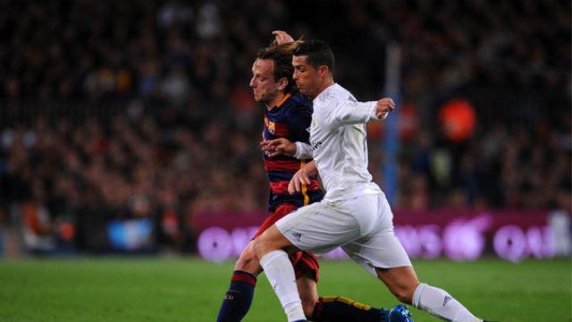 ODUŠEVIO KATALONIJU: Evo kako je Ivan Rakitić spustio Cristianu Ronaldo