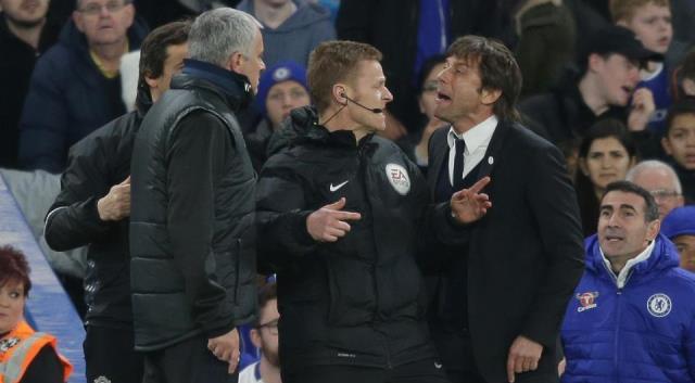 Conte odgovorio hoće li se rukovati sa Mourinhom u nedjelju