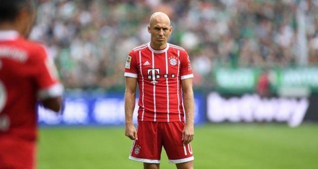 Robben imenovao najbolji europski tim