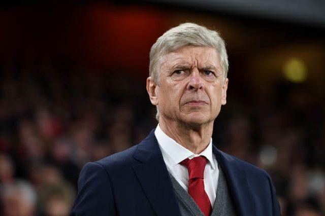 Wenger ga mora