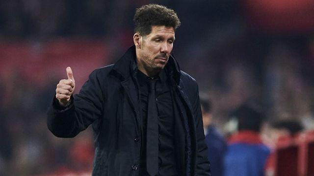 Simeone ne želi sina u Atleticu